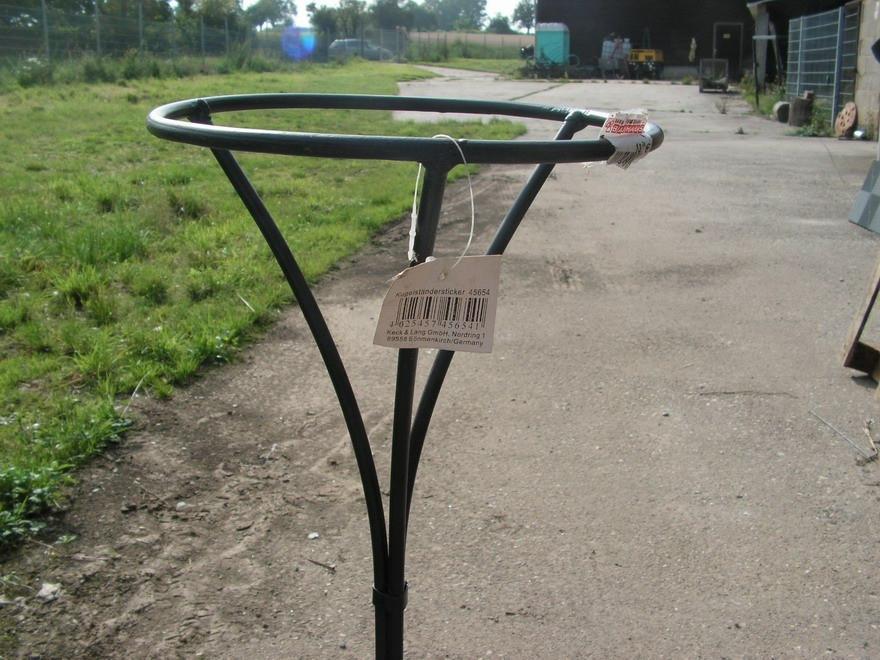 Kugelständersticker Metallsticker Für Dekokugeln Garten