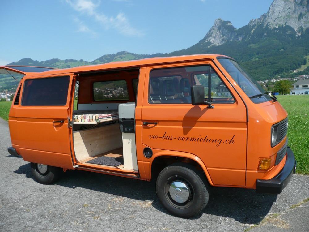 kultiger vw bus t3 camper 818351. Black Bedroom Furniture Sets. Home Design Ideas