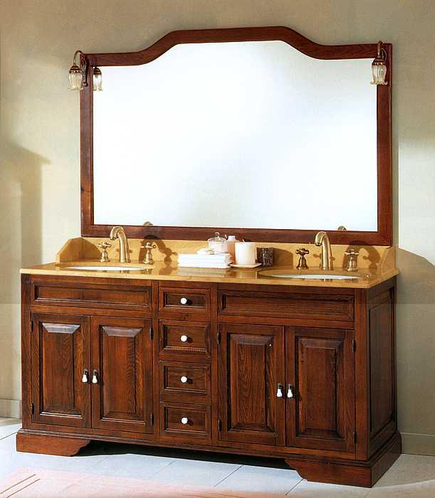 landhaus badezimmerm bel elisabetta f r zwei personen 828760. Black Bedroom Furniture Sets. Home Design Ideas
