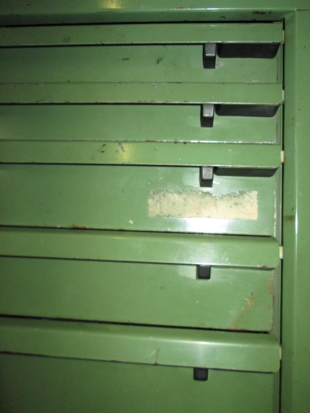 Lista Schubladenstock mit 9 Schubladen occ - 921763