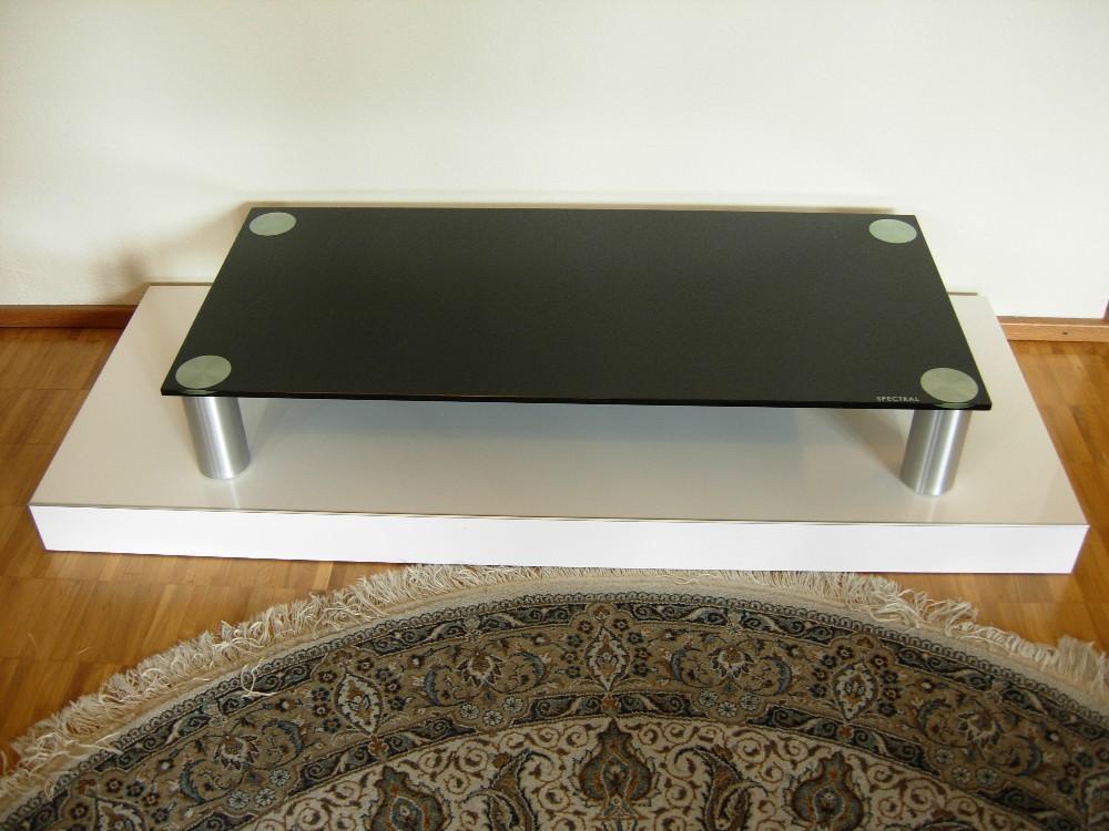 lowboard tv tisch 851625. Black Bedroom Furniture Sets. Home Design Ideas