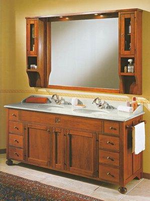 massivholz badm bel im landhausdesign 853663. Black Bedroom Furniture Sets. Home Design Ideas