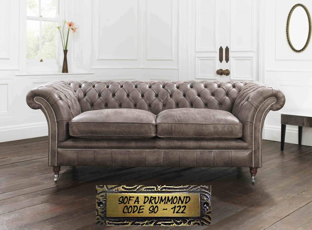 Original englische Chesterfield Sofa's 818233