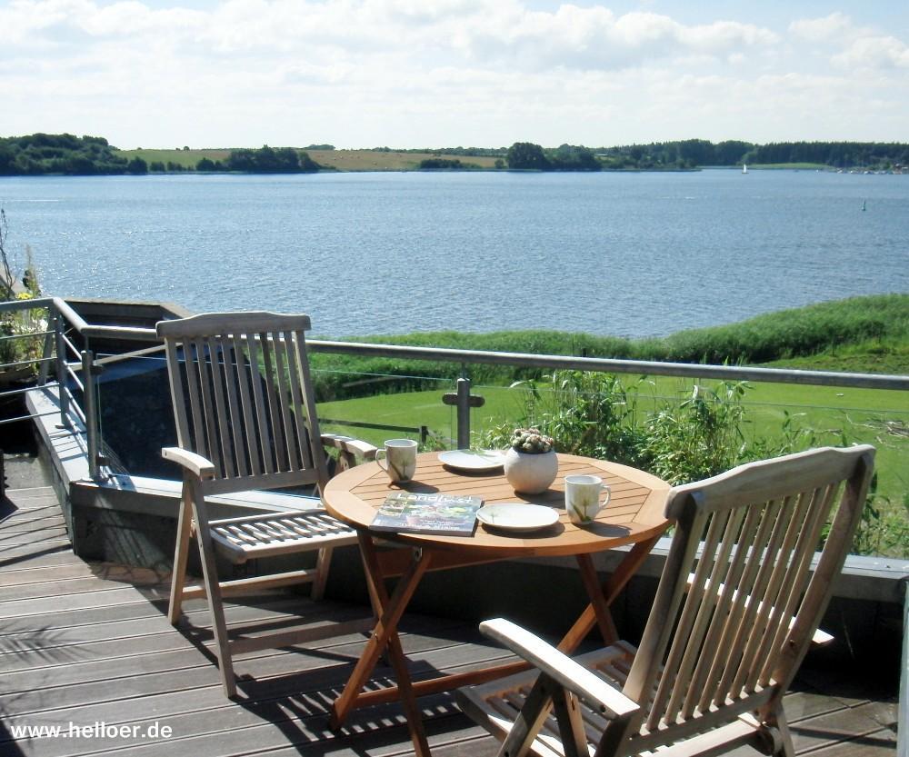 Ostsee Schlei Wasser-Blick Meer & Hund - Ferienhaus - 807554