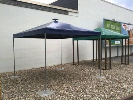 pavillon dach wasserdicht auf ma 799069. Black Bedroom Furniture Sets. Home Design Ideas
