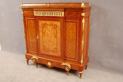 prunk antik kommode antik sideboard 208253. Black Bedroom Furniture Sets. Home Design Ideas