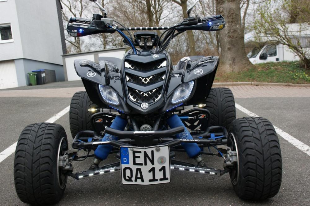 Yamaha Raptor  Jet Kit