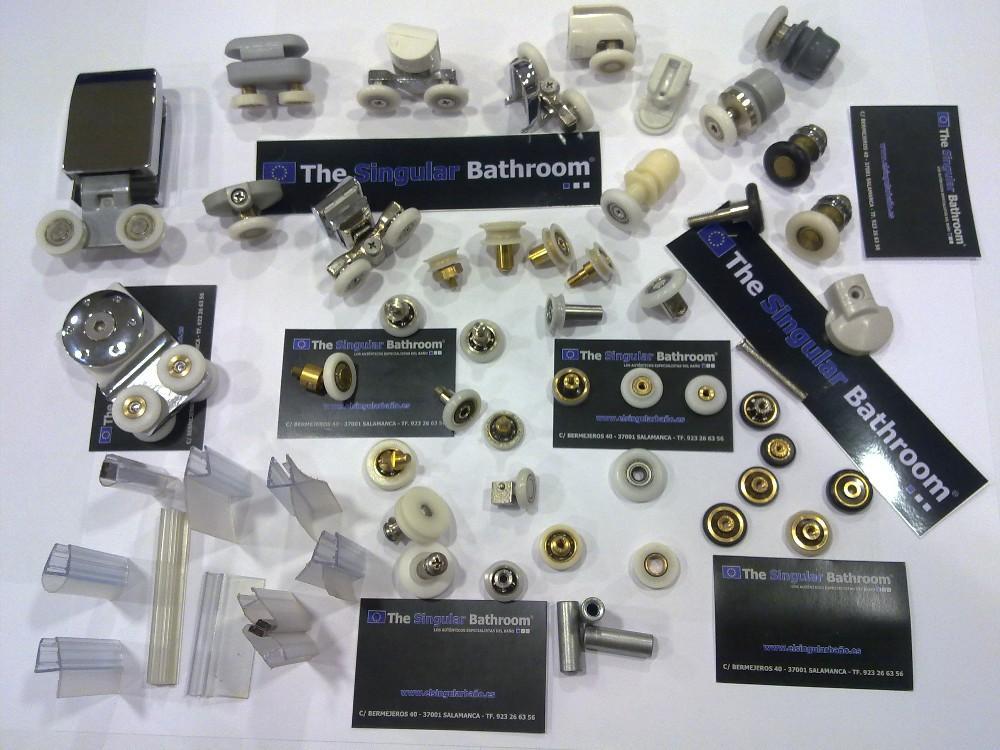 Rodamientos para las mamparas de ducha y ba era bearing for Rodamientos mampara bano