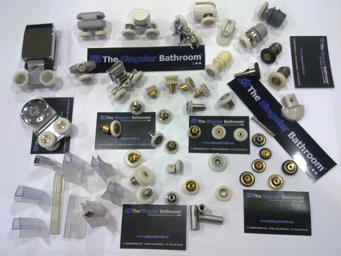 Rodamientos para las mamparas de ducha y ba era bearing - Recambios mamparas bano ...