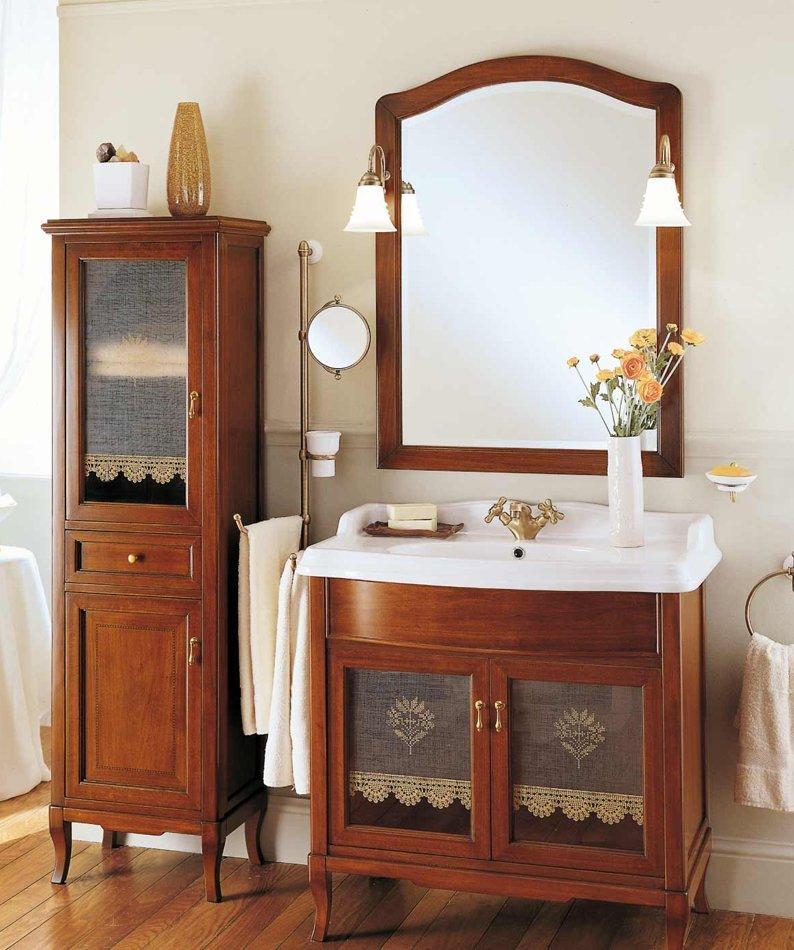 Romantisches Landhaus Badezimmer Set Victoria   826854