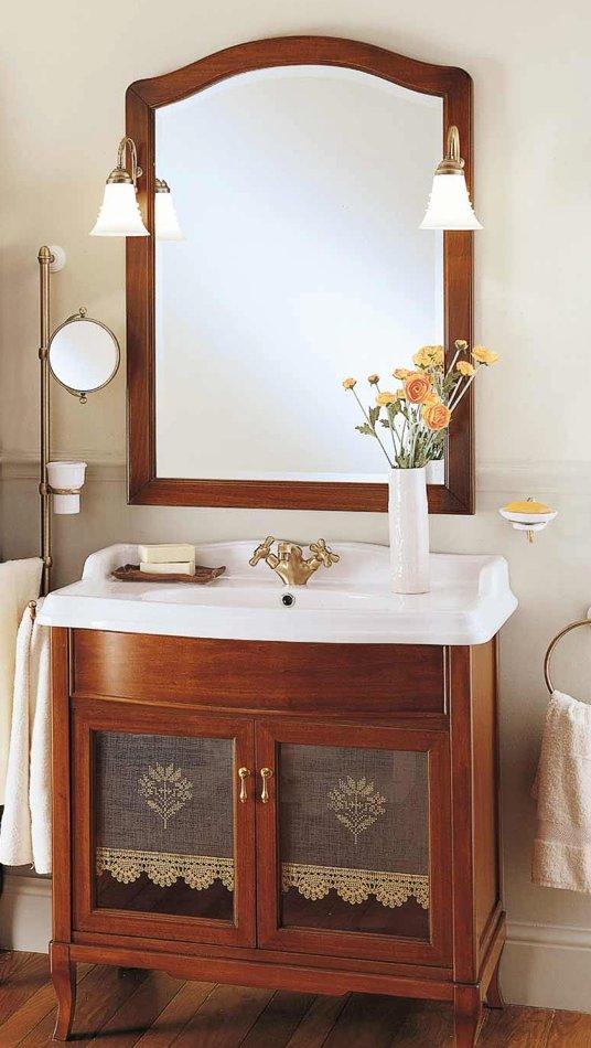 romantisches landhaus badezimmer set victoria 826854. Black Bedroom Furniture Sets. Home Design Ideas