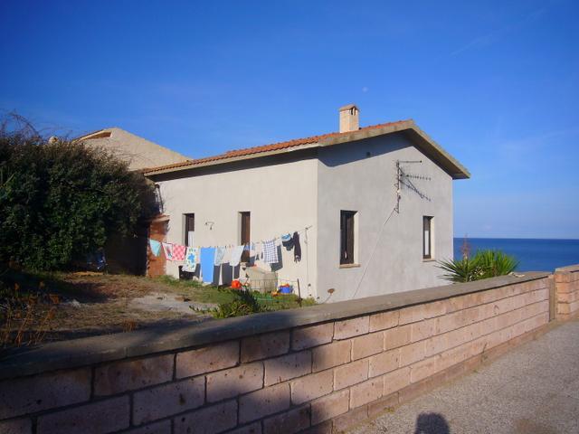 Sardinien fischerhaus als ferienhaus direkt am meer for Sardinien ferienhaus am meer