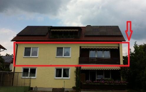 Sch ne wohnung im einzugsgebiet von regensburg 815636 for Regensburg wohnung mieten