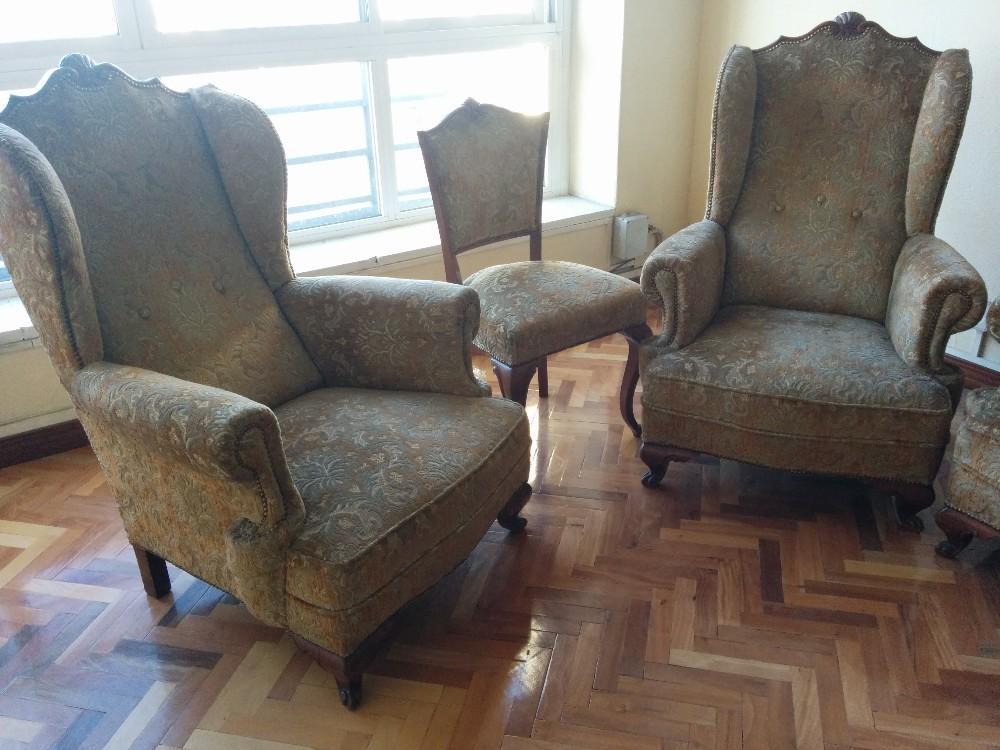Se venden sillones antiguos barato en madrid a trav s de for Sillones antiguos