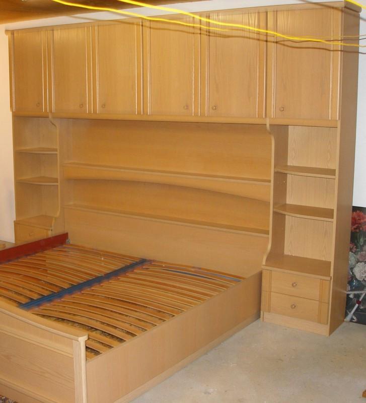 Schlafzimmer Mit Überbau Online Günstig Kaufen | Mobello.de ...