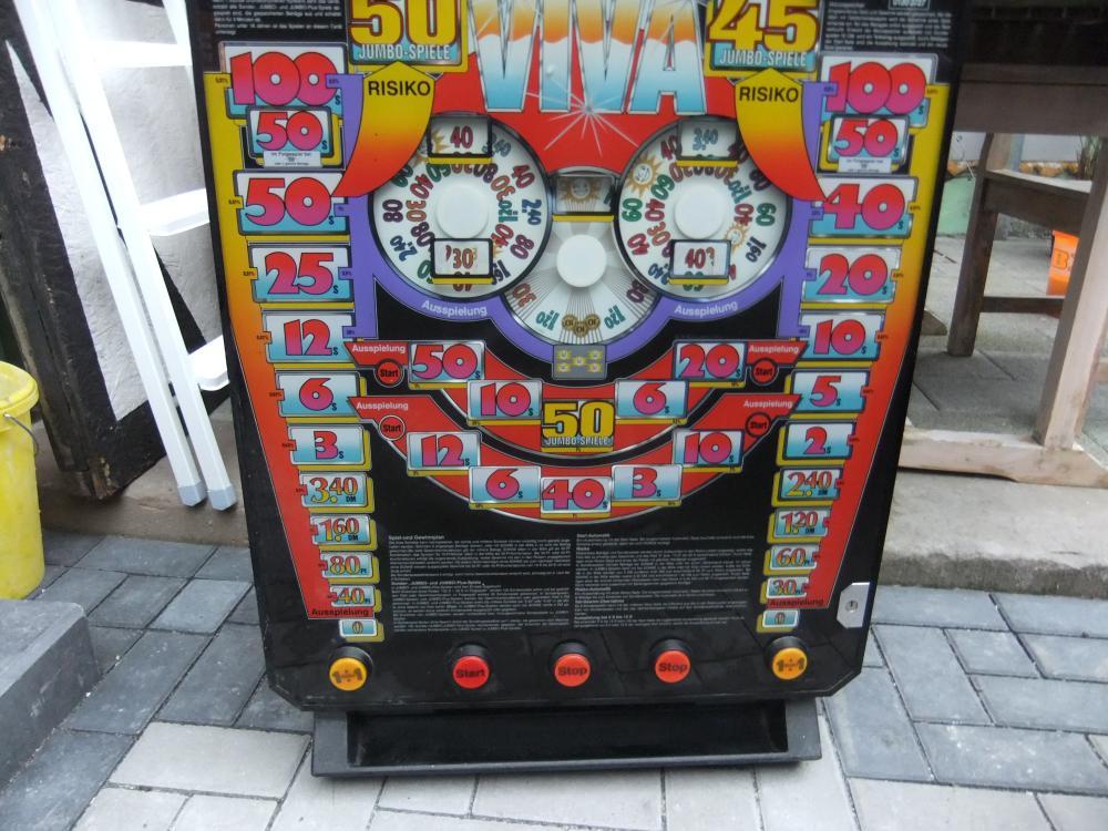 video spielautomaten gebraucht