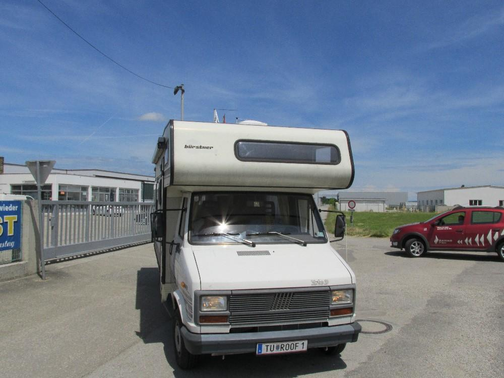 Steyr Fiat 280 Ducato Wohnmobil 905227