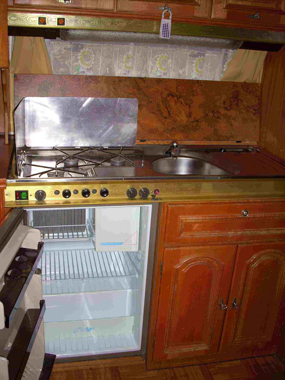 Wohnwagen Dusche Warmwasser : Tabbert Baronesse 600 – 837232