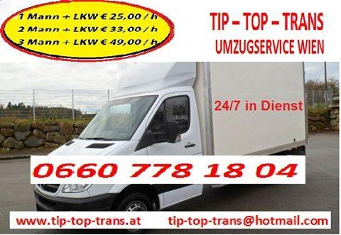 tip top trans gmbh umzugservice wien 895779. Black Bedroom Furniture Sets. Home Design Ideas