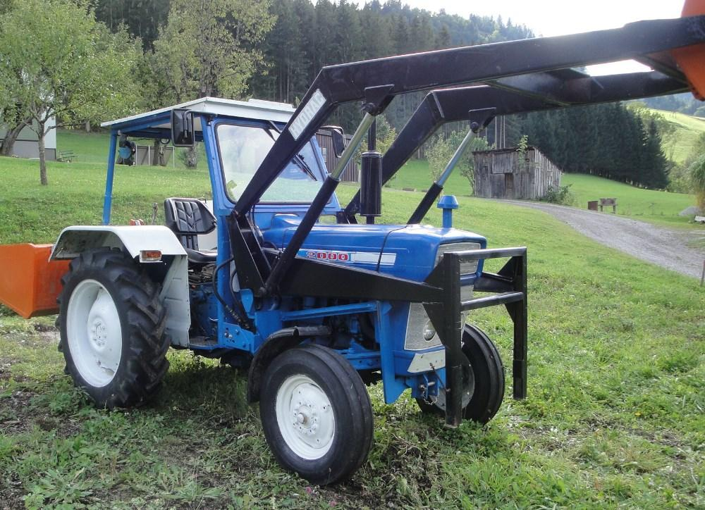 Ford dexta traktor reservedele