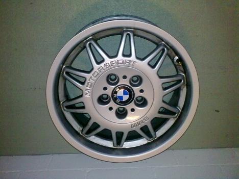 Verkaufe 4 Bmw M3 Felgen Sehr Guten Zustand Marke Motorsport