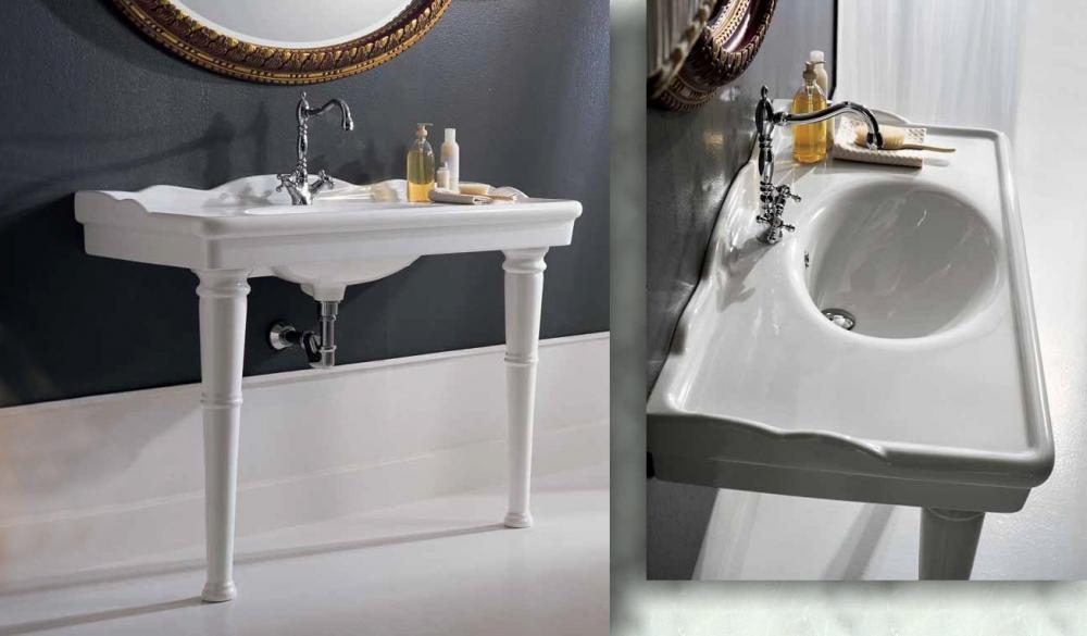 waschbecken konsole 828681. Black Bedroom Furniture Sets. Home Design Ideas