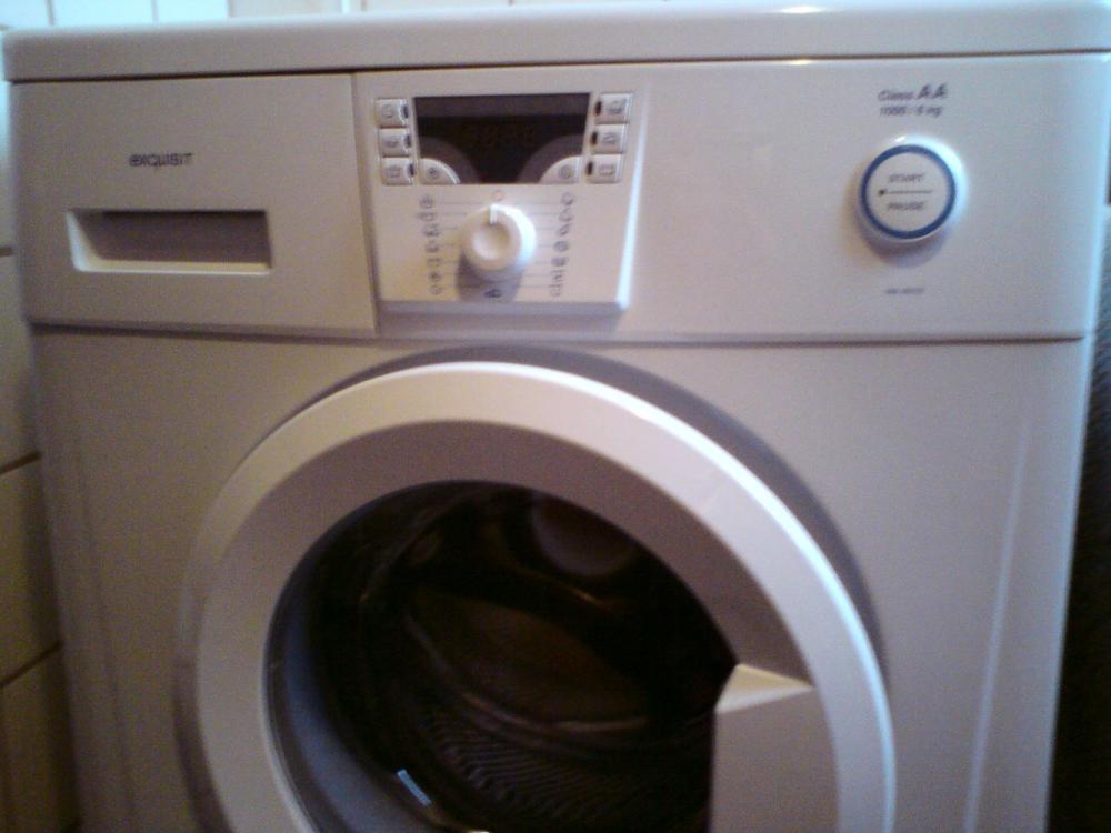 waschmaschine exquisit 625274. Black Bedroom Furniture Sets. Home Design Ideas