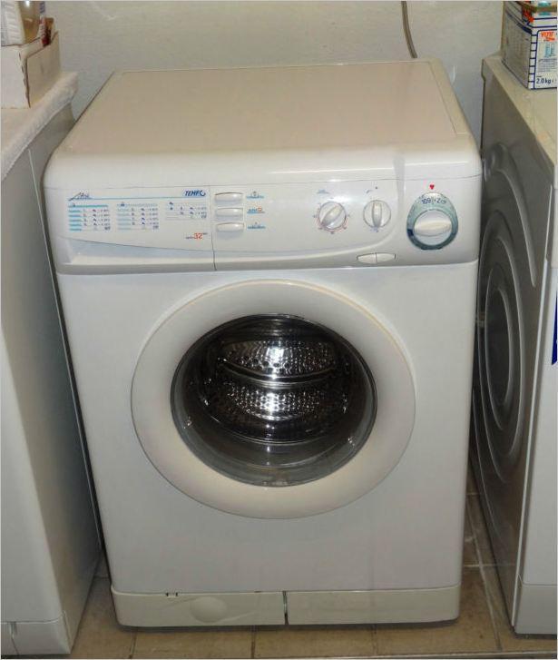 Waschmaschine candy alise