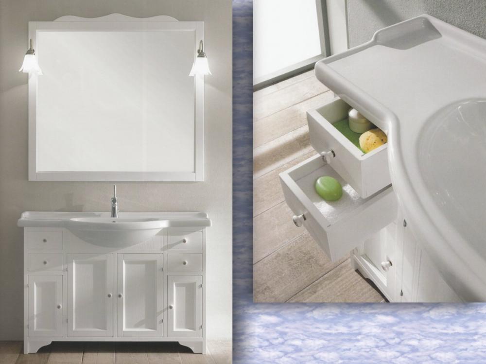 Landhaus badezimmer for Badezimmer accessoires landhausstil