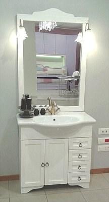 weißes landhaus badmöbel - 856640, Hause ideen