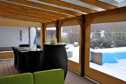 terrassenverkleidung wintergarten verkleidung wetterschutzcarport 799068. Black Bedroom Furniture Sets. Home Design Ideas