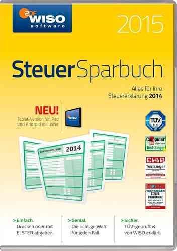 wiso steuer sparbuch 2015 version download 901387. Black Bedroom Furniture Sets. Home Design Ideas
