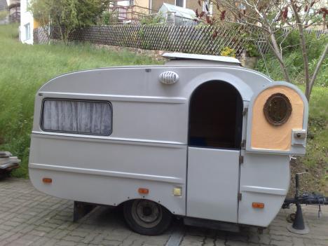 kleine wohnwagen kaufen