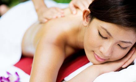 Chinesische Erotik Massage