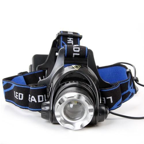 xm l t6 led stirnlampe kopflampe headlampe schwarz 876047. Black Bedroom Furniture Sets. Home Design Ideas