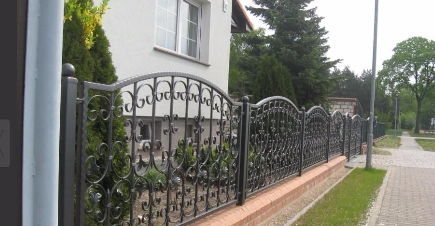 Metall Zaun Zaun Aus Polen Metallzaun Gnstig Direkt Vom Hersteller